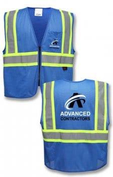 Custom Full Color GSS Non-ANSI Vest