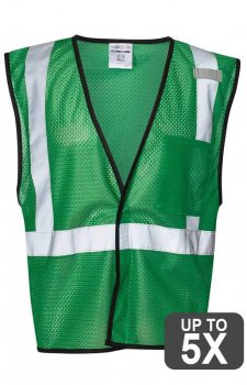 ML Kishigo Green Non-ANSI Vest
