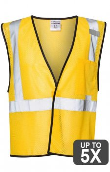 ML Kishigo Yellow Non-ANSI Vest