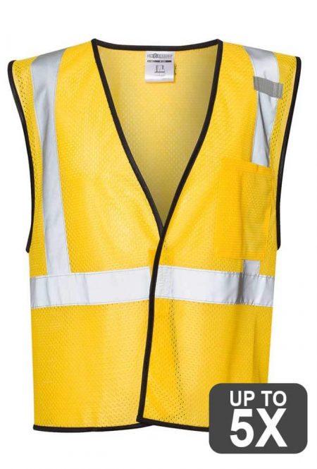 Kishigo Yellow Safety Vests