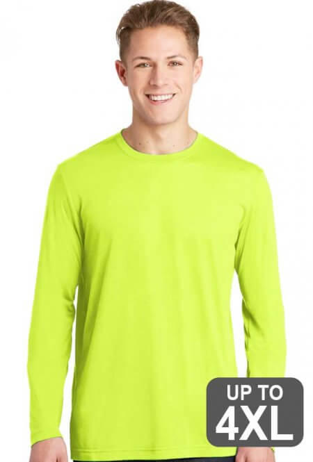 Safety Shirt with sun protection