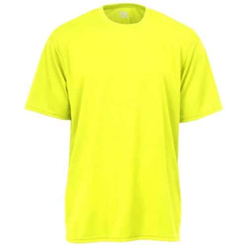 Safety Green Dry Fit Shirt