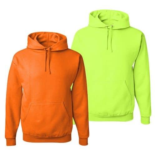 safety hooded sweatshirts