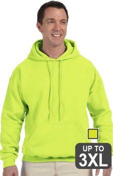 Bright Shield Performance Pullover Hooded Sweatshirt