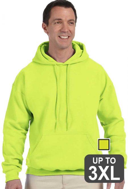 Bright Shield B309 Hooded Safety Sweatshirt