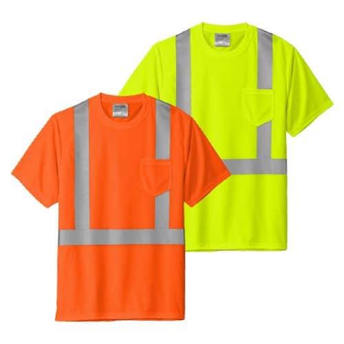 Cornerstone Class 2 Safety Shirts