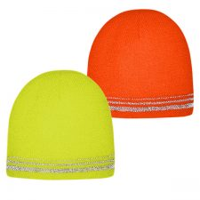 Cornerstone Lined Enhanced Visibility Safety Beanie