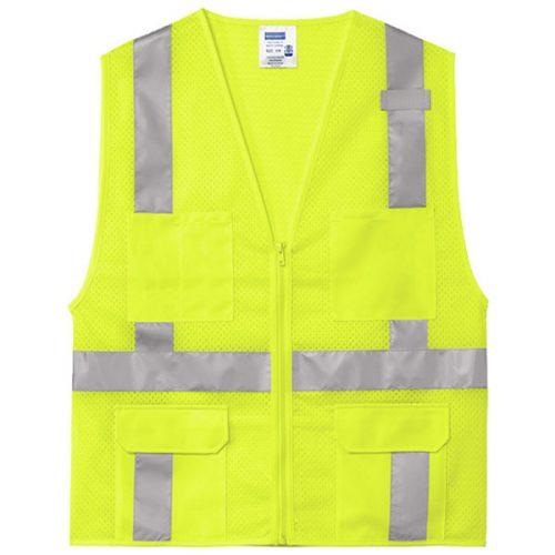 Cornerstone Safety Green Vest