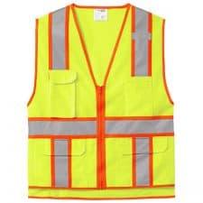 Safety Green Surveyors Vest