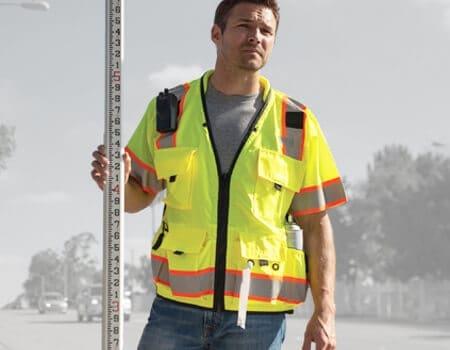 Class 3 Safety Vests