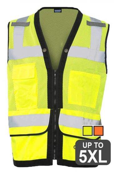 ERB Surveyors Vest