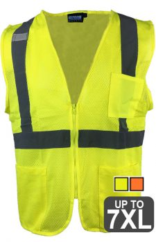 ERB 363P Reflective Safety Vest