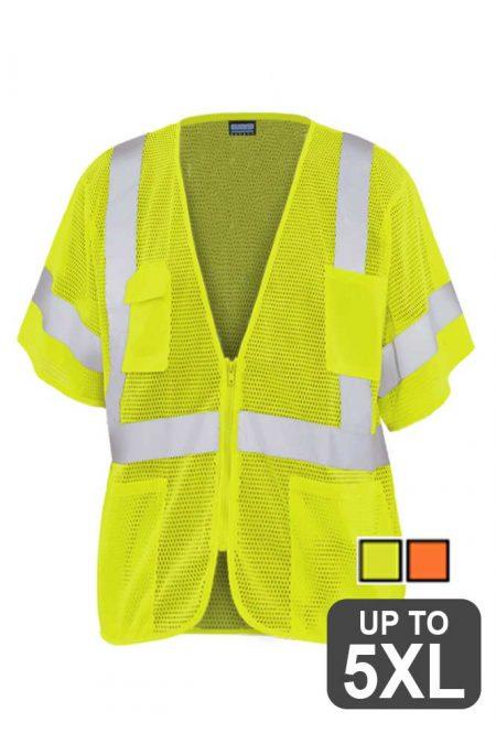 Class 3 Mesh Vests