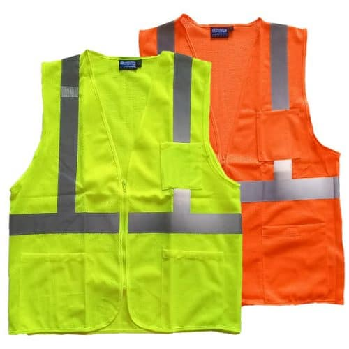 Hi Vis Safety Vests from ERB