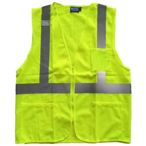 Safety Green Hi Vis Vest