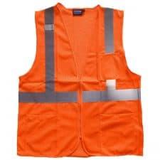 ERB Safety Orange Economy Vest