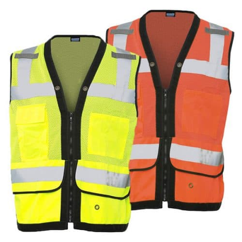 ERB Vest with Tablet Pocket