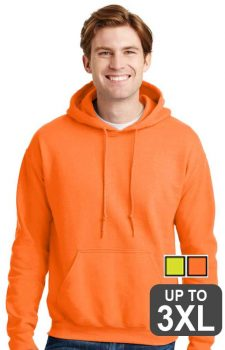 Gildan Safety DryBlend Hooded Sweatshirt