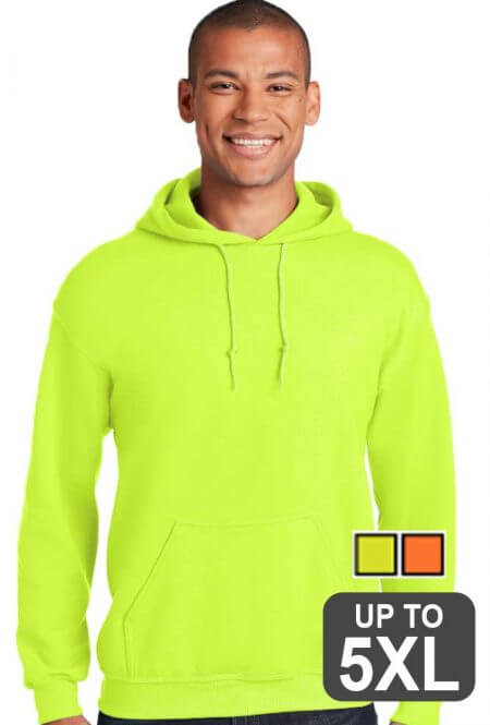 Gildan Heavy Blend Safety Sweatshirt