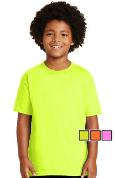 Gildan Youth Safety Shirt