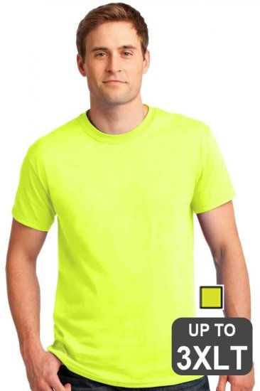 Gildan Ultra Cotton Tall Safety T-Shirt