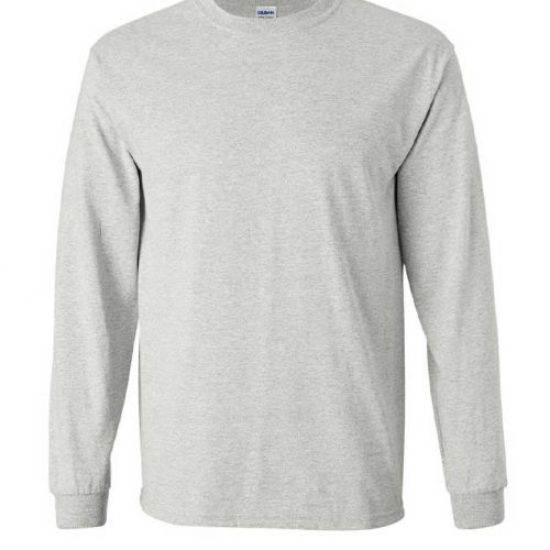 Long Sleeve Ash Shirt
