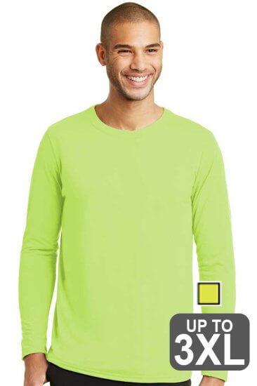 Gildan Long Sleeve Performance Shirt