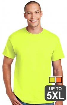 Gildan DryBlend Safety T-Shirt