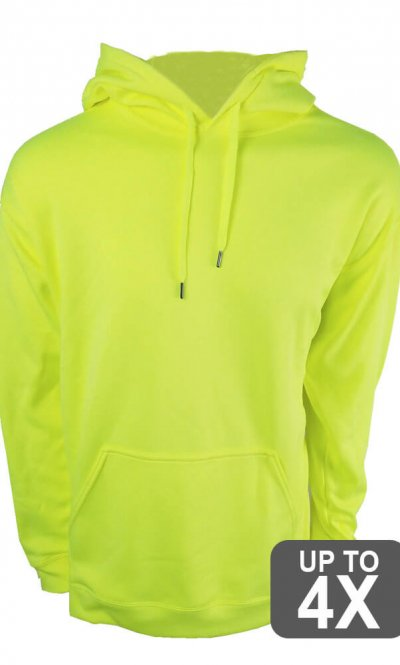 Performance Safety Sweatshirt from Gildan