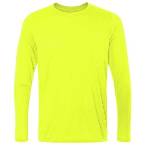 Long Sleeve Gildan Performance Shirt