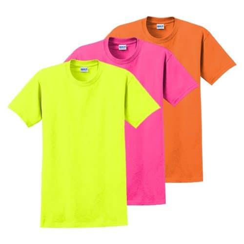 Gildan Safety Shirts