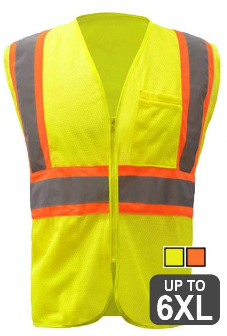 GSS 1005 Reflective Safety Vest