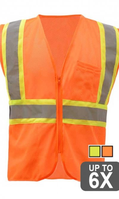 Class 2 Two-Tone Safety Vest