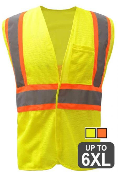 Reflective Safety Vest