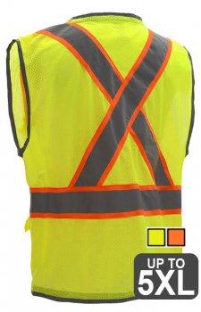 GSS 1601 Safety Vest
