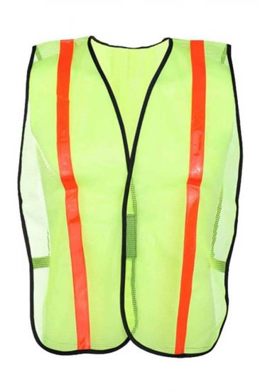 Safety Green Non-ANSI Safety Vest