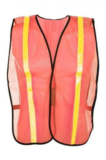 Orange Non-ANSI Safety Vest