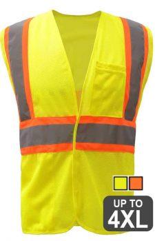 GSS Fire Resistant Class 2 Vest