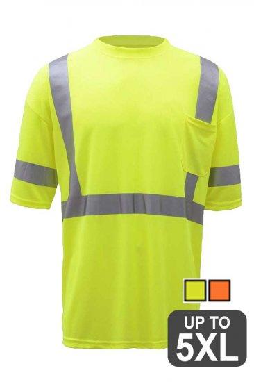 ANSI Class 3 Short Sleeve Shirt
