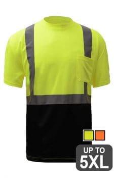 GSS Class 2 Black Bottom Shirt