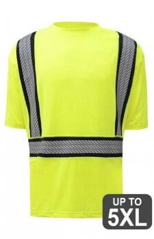 GSS ONYX Class 2 Two Tone Safety T-Shirt