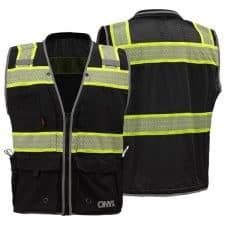 GSS ONYX Non-ANSI Surveyor's Safety Vest