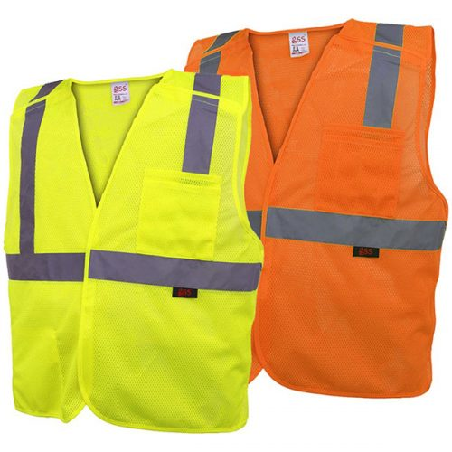 Economy Breakaway Safety Vest