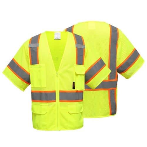 GSS 2503 Premium Vest with 6 Pockets
