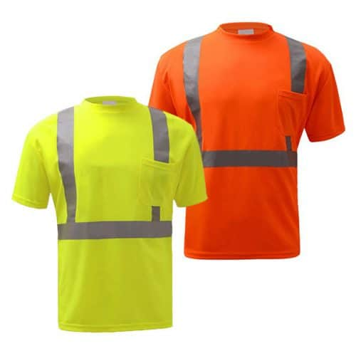 GSS Class 2 Reflective Shirts