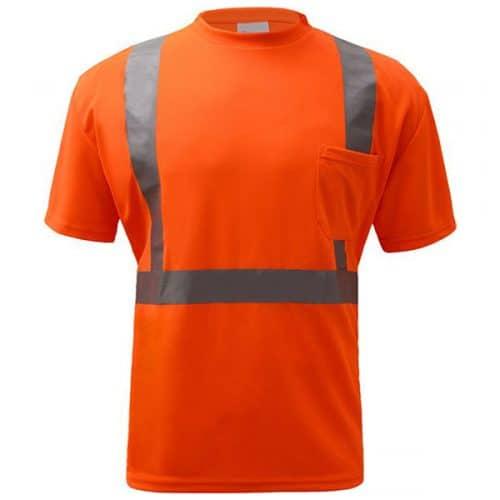 GSS Class 2 Safety Orange Shirt