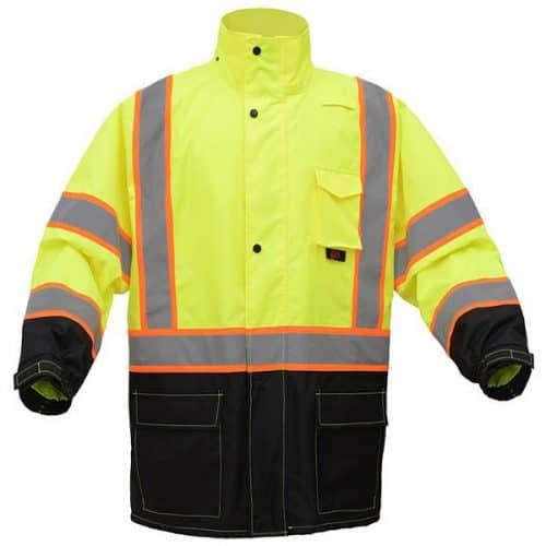 GSS Safety Rain Jacket