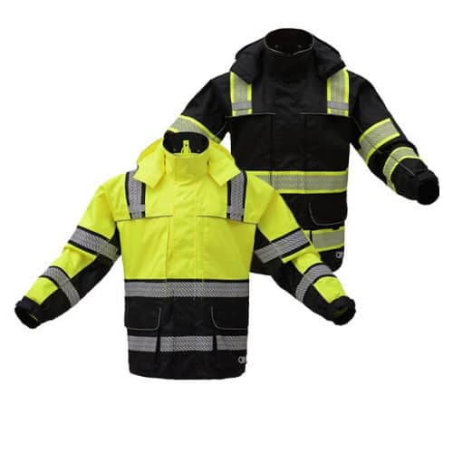 GSS Safety Raincoat