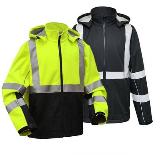 GSS Softshell Safety Sweatshirt