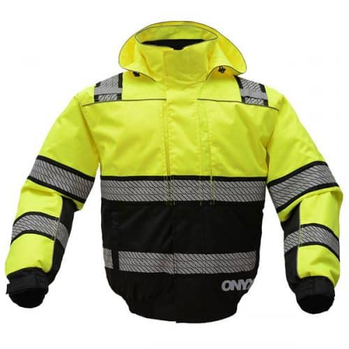 3 in 1 Safety Bomber Jacket